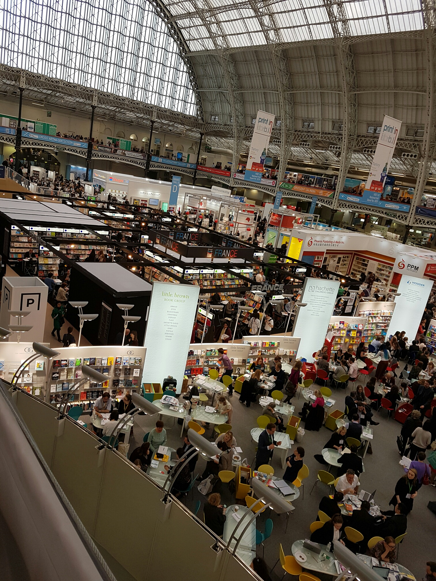 London Book Fair photo